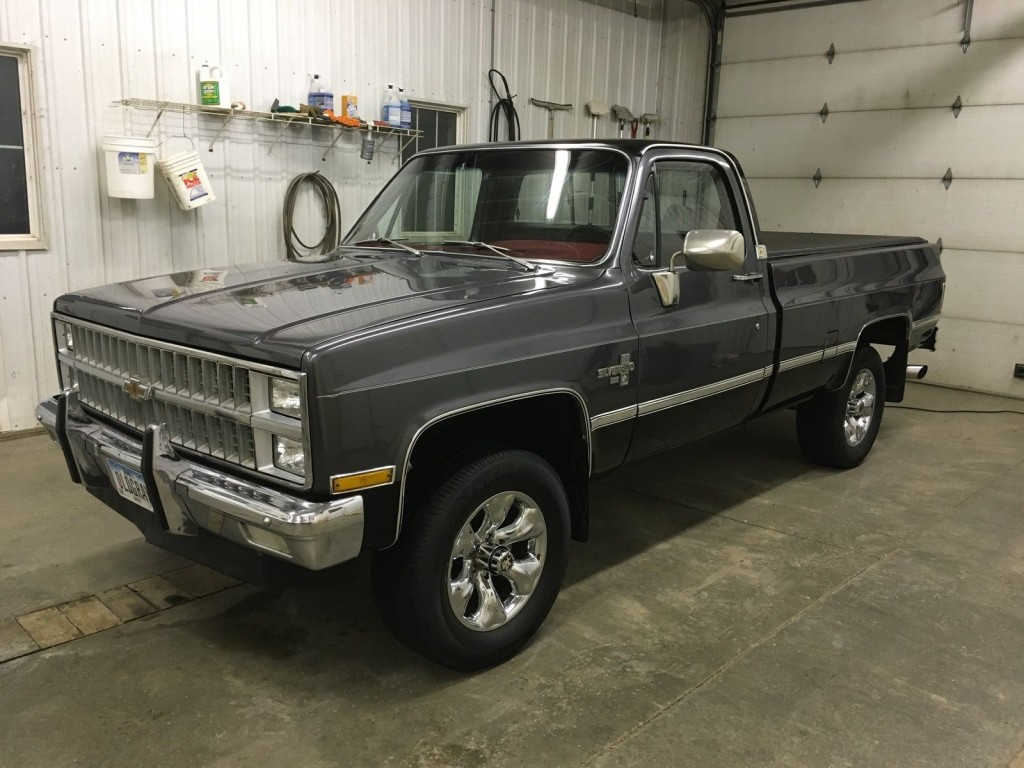 K5 Blazer For Sale >> 1981 Chevrolet C/K Pickup 1500 for sale