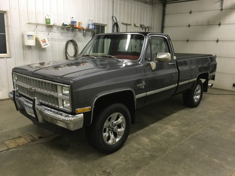 1981 Chevrolet C/K Pickup 1500 for sale