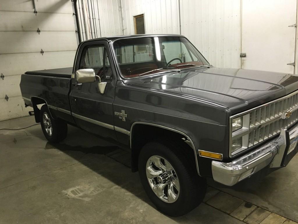 1981 Chevrolet C/K Pickup 1500 for sale