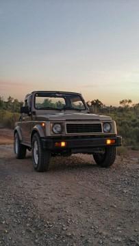 1988 Suzuki Samurai 4×4 Soft Top Convertible for sale