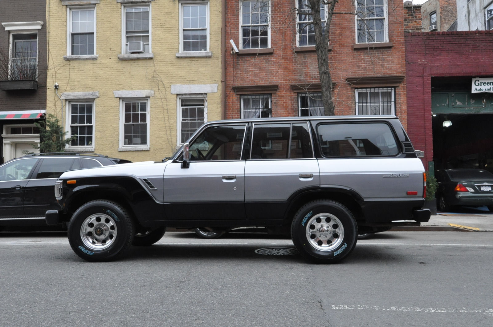 1989 toyota land cruiser fj62 for sale. Black Bedroom Furniture Sets. Home Design Ideas