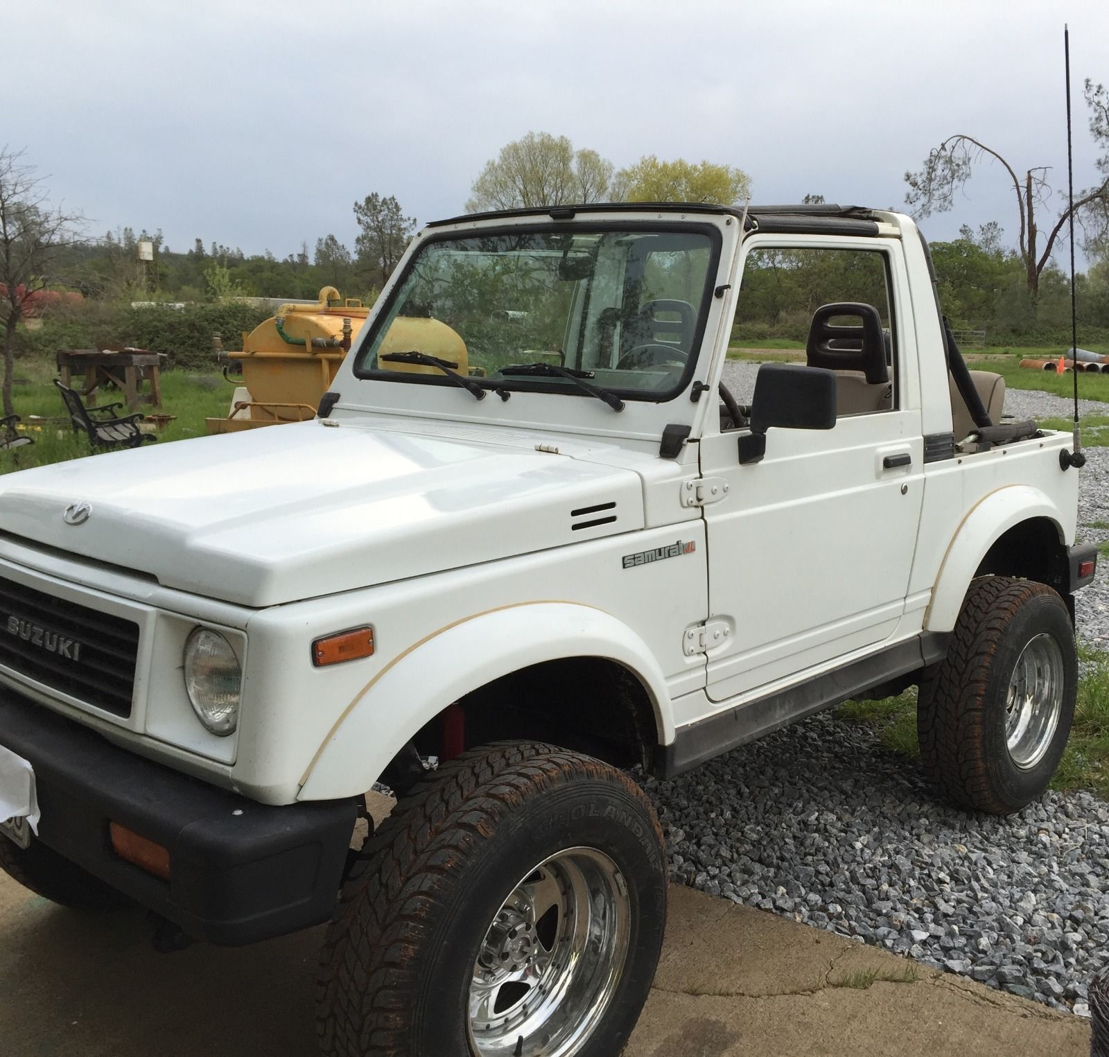 1990 suzuki samurai jl for sale. Black Bedroom Furniture Sets. Home Design Ideas