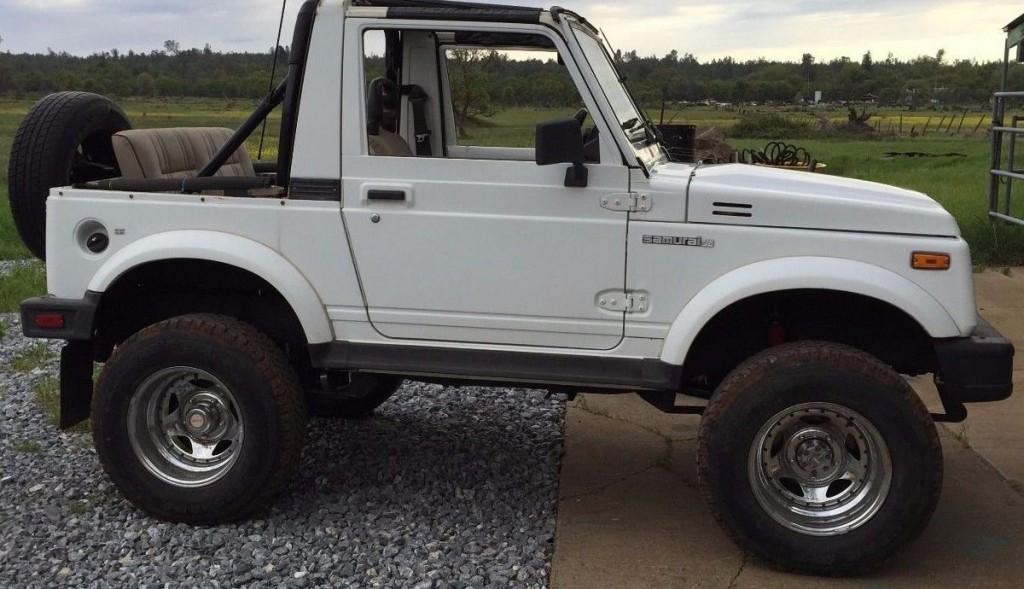 Suzuki Samurai Diesel For Sale