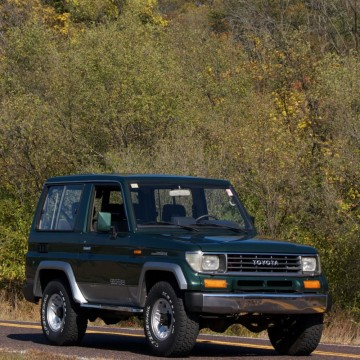 1990 Toyota Land Cruiser 4×4 VX Turbo Diesel for sale