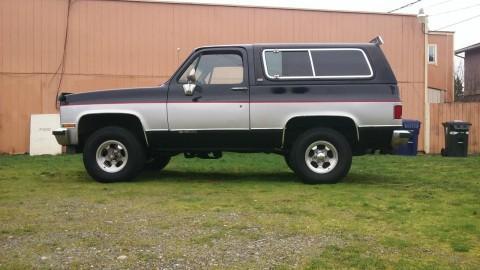 1991 Chevrolet k5 Blazer 4×4 for sale