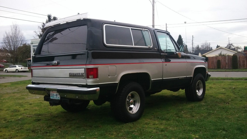 Lifted Tacoma For Sale >> 1991 Chevrolet k5 Blazer 4×4 for sale