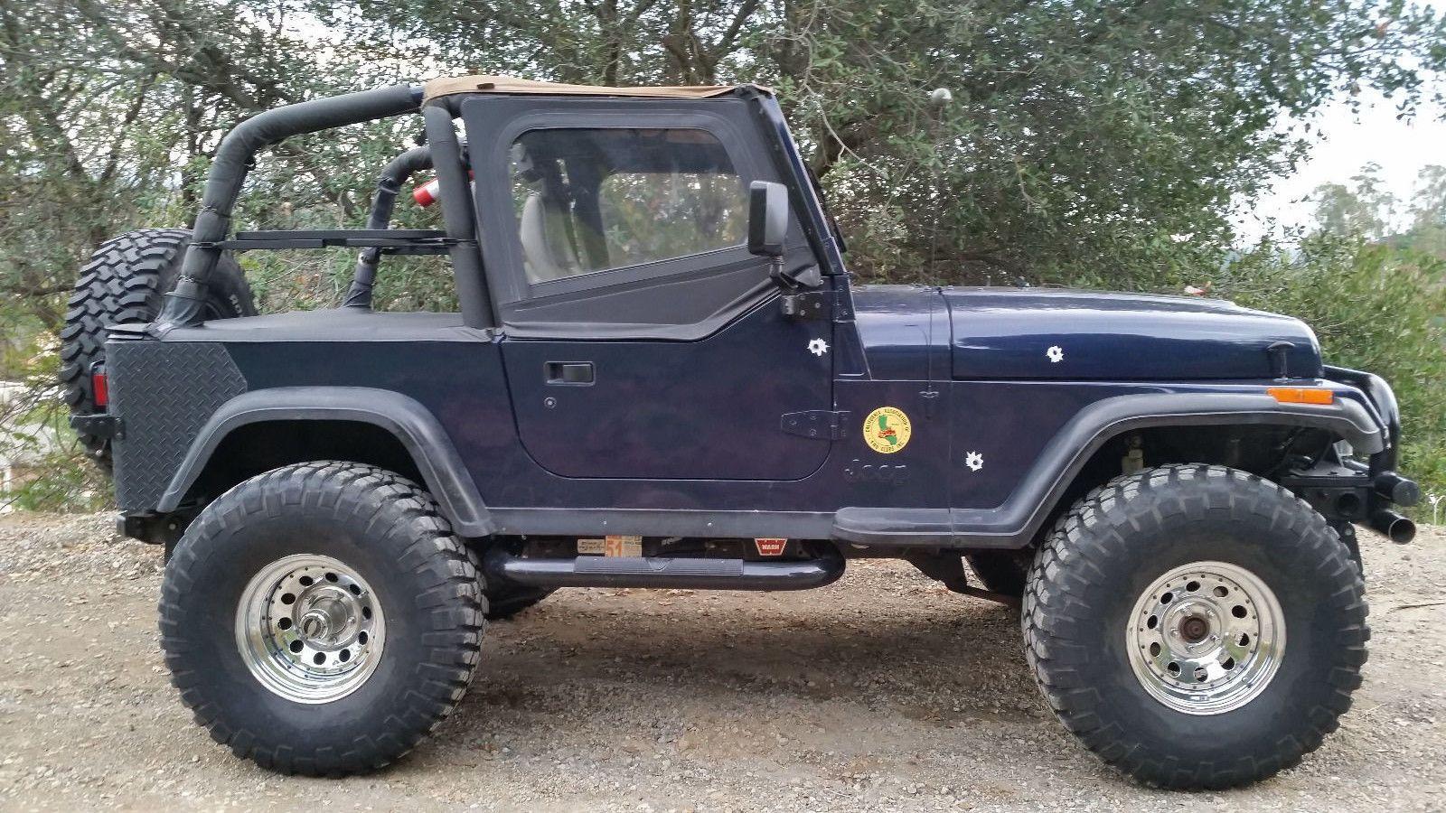 1993 jeep wrangler rock crawler for sale. Black Bedroom Furniture Sets. Home Design Ideas