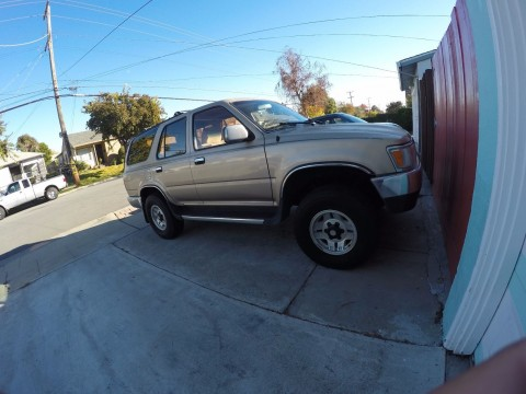 1995 Toyota 4Runner 4×4 for sale