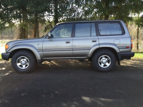 1997 Toyota Land Cruiser FJ80 for sale