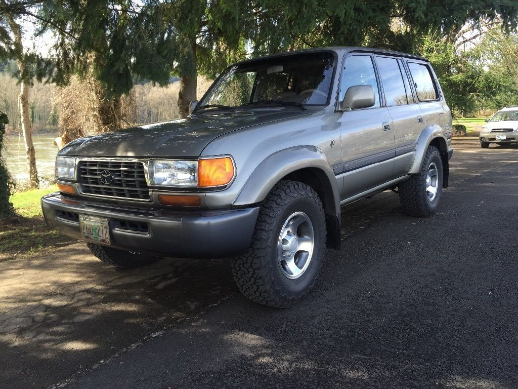 1997 Toyota Land Cruiser Fj80 For Sale