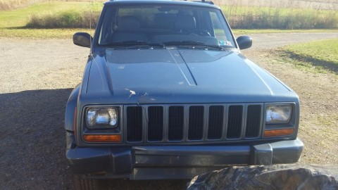 1998 Jeep Cherokee for sale