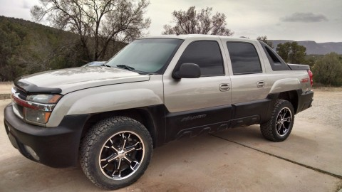2002 Chevrolet Avalanche for sale
