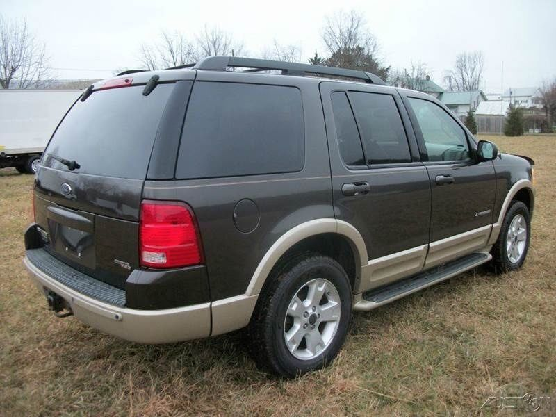 2005 ford explorer eddie bauer for sale. Black Bedroom Furniture Sets. Home Design Ideas