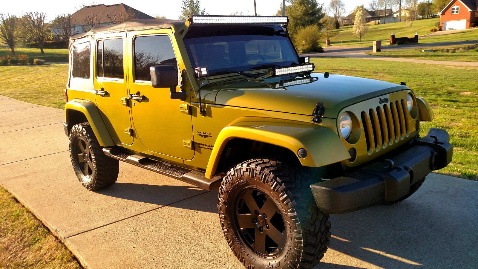 2008 jeep wrangler jk unlimited for sale. Black Bedroom Furniture Sets. Home Design Ideas