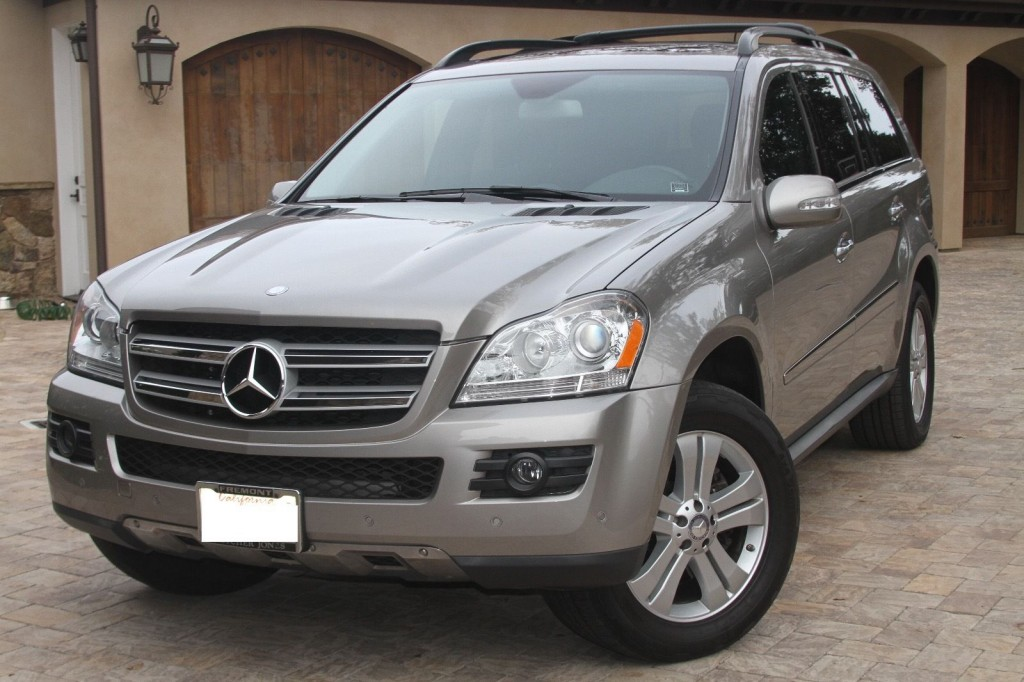 2008 mercedes benz gl450 4matic for sale for Mercedes benz viano for sale