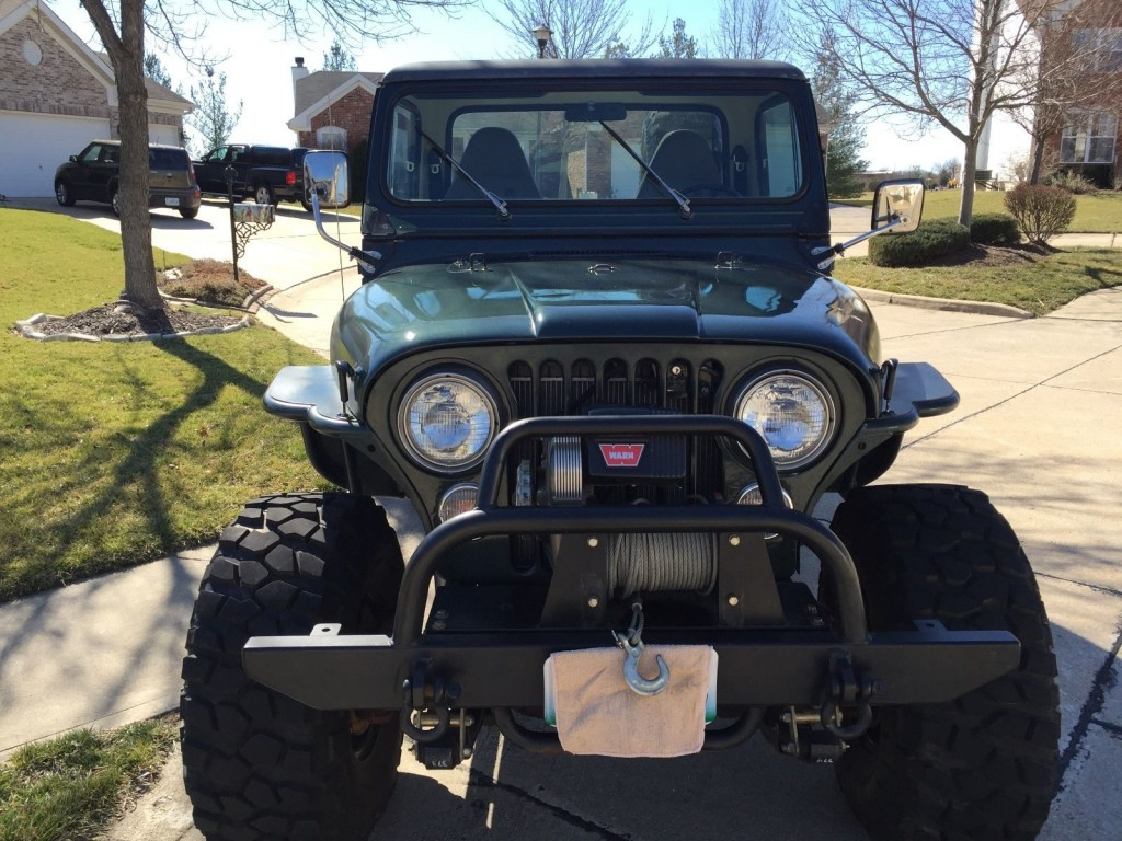 jeep scrambler cj 8 1983 for sale 1983 ford alternator wiring diagram