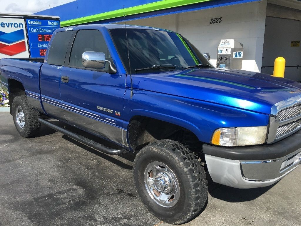 1996 dodge ram 2500 for sale. Black Bedroom Furniture Sets. Home Design Ideas