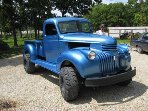 1946 Chevy Truck 4×4 for sale