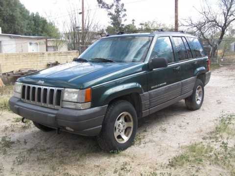 1998 Jeep Grand Cherokee Laredo for sale