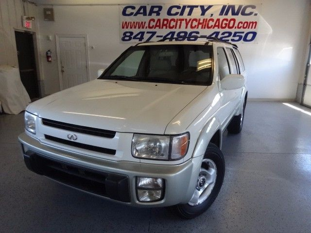 2000 Infiniti QX4 4WD for sale