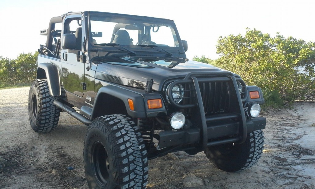 2006 Jeep Wrangler Unlimited Lifted For Sale