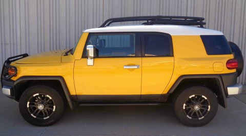 2007 Toyota FJ Cruiser 4 door for sale