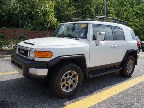 2013 Toyota FJ Cruiser 4L V6 for sale