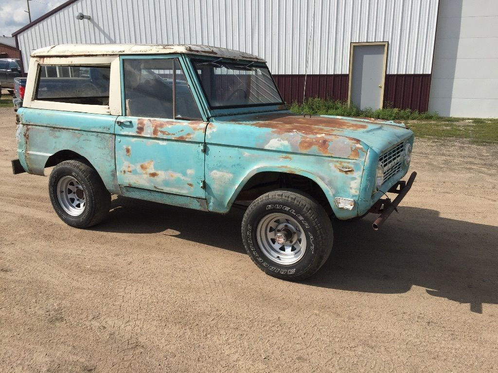 1993 Ford Bronco >> 1968 Ford Bronco for sale