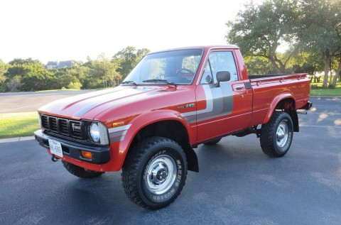 1980 Toyota 4×4 Pickup Hilux for sale
