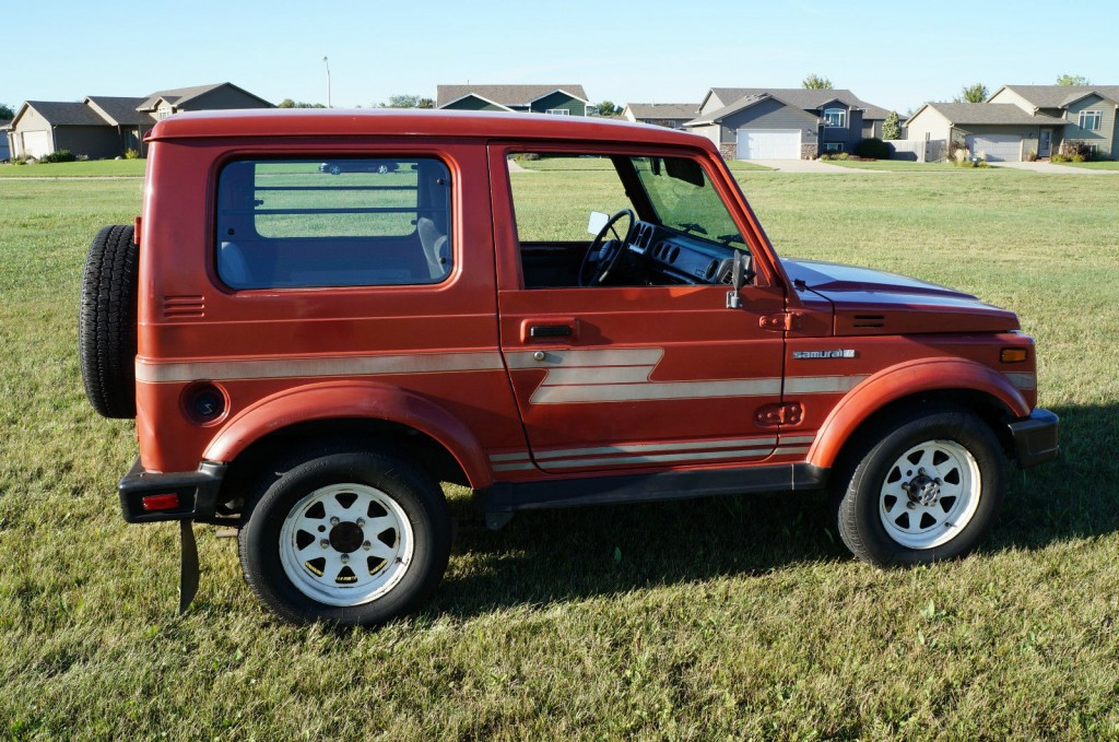 Suzuki Samurai Jx For Sale