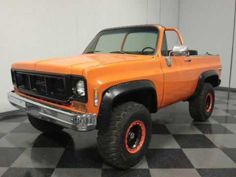 1973 GMC Jimmy 4×4 offroad for sale