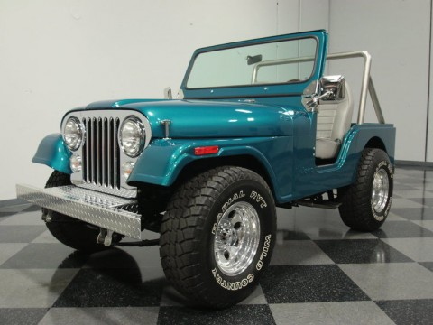 1978 Jeep CJ offroad for sale