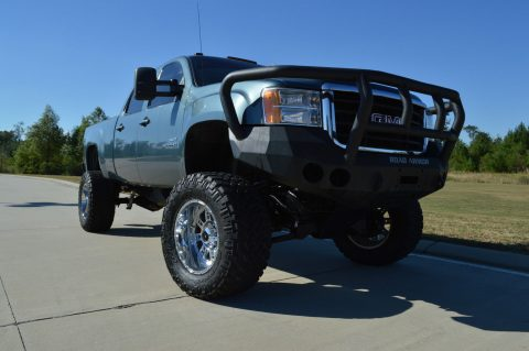 2010 GMC Sierra 2500HD SLT Crew Cab for sale