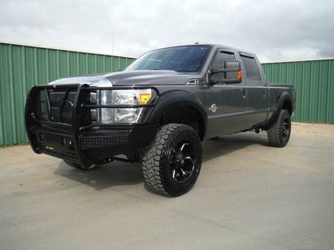 2011 Ford F-250 Lariat 4×4 offroad crew cab for sale