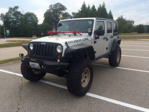 2008 Jeep Wrangler Rubicon offroad for sale