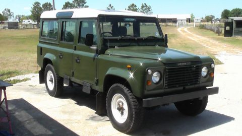 British legend 1988 Land Rover Defender offroad for sale