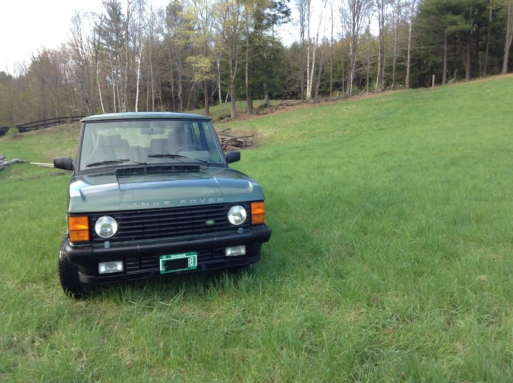 classic offroad 1993 land rover range rover for sale. Black Bedroom Furniture Sets. Home Design Ideas