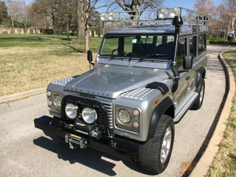 Ready to drive 1985 Land Rover Defender CSW offroad for sale