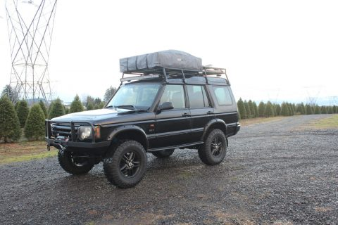 Well equipped 2003 Land Rover Discovery SE Sport Utility offroad for sale