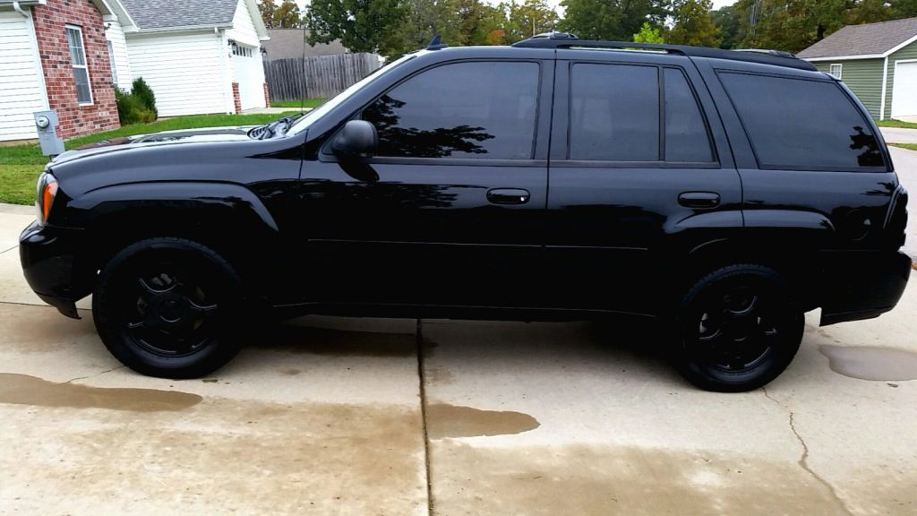 Well maintained 2006 Chevrolet Trailblazer 3LT offroad