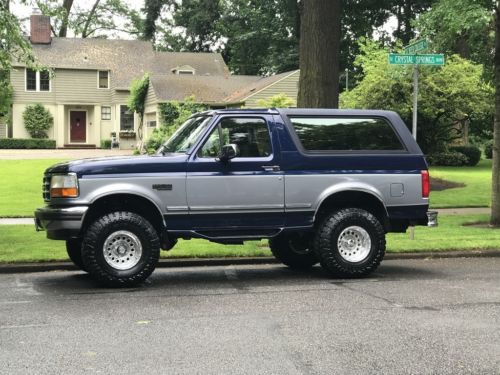 All Original Ford Bronco Offroad For Sale