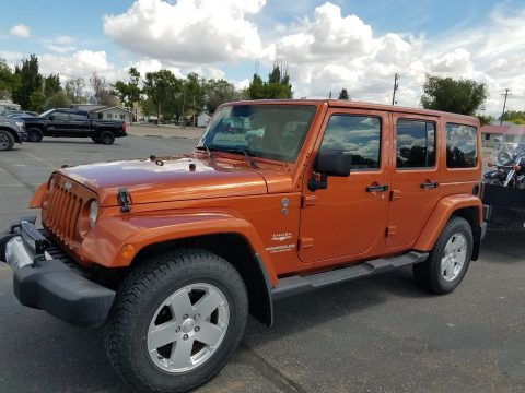 Couple upgrades 2011 Jeep Wrangler Sahara offroad for sale