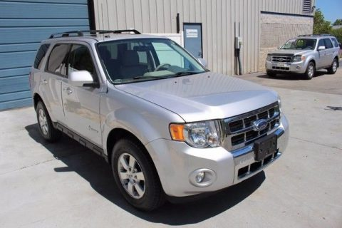 Nicely equipped 2011 Ford Escape Hybrid Limited offroad for sale
