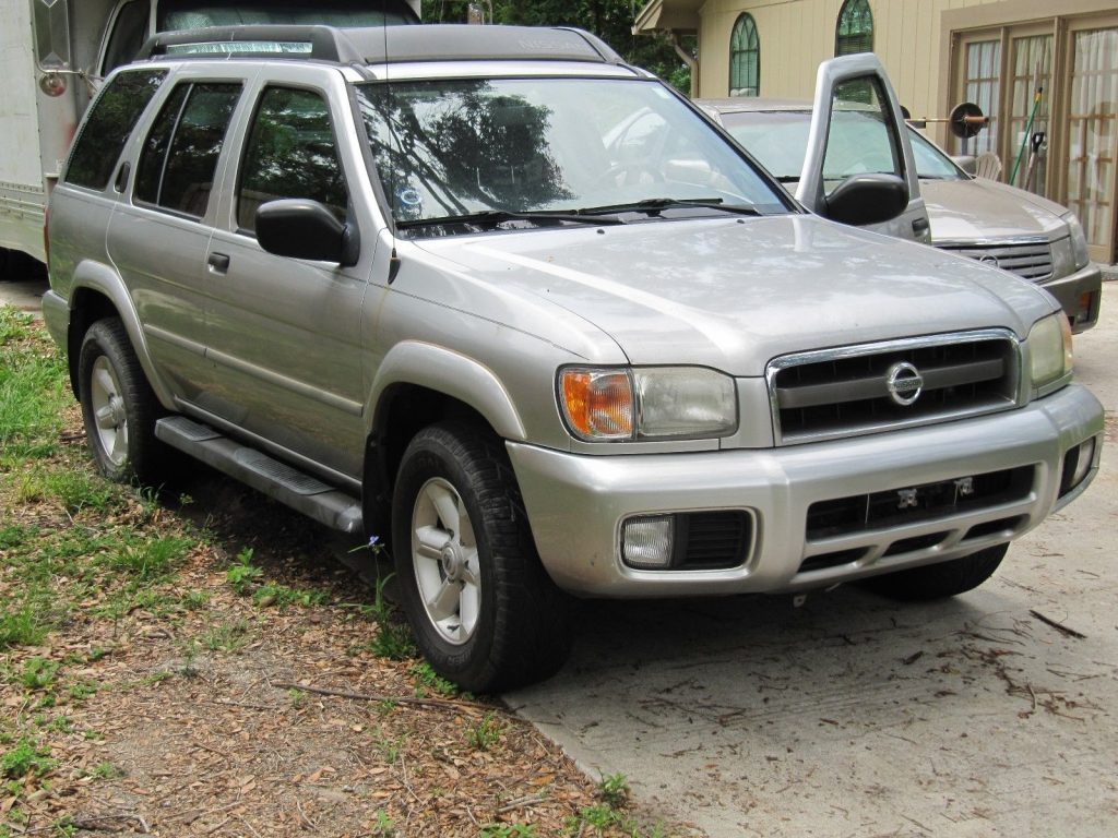 Non Running 2004 Nissan Pathfinder Offroad For Sale