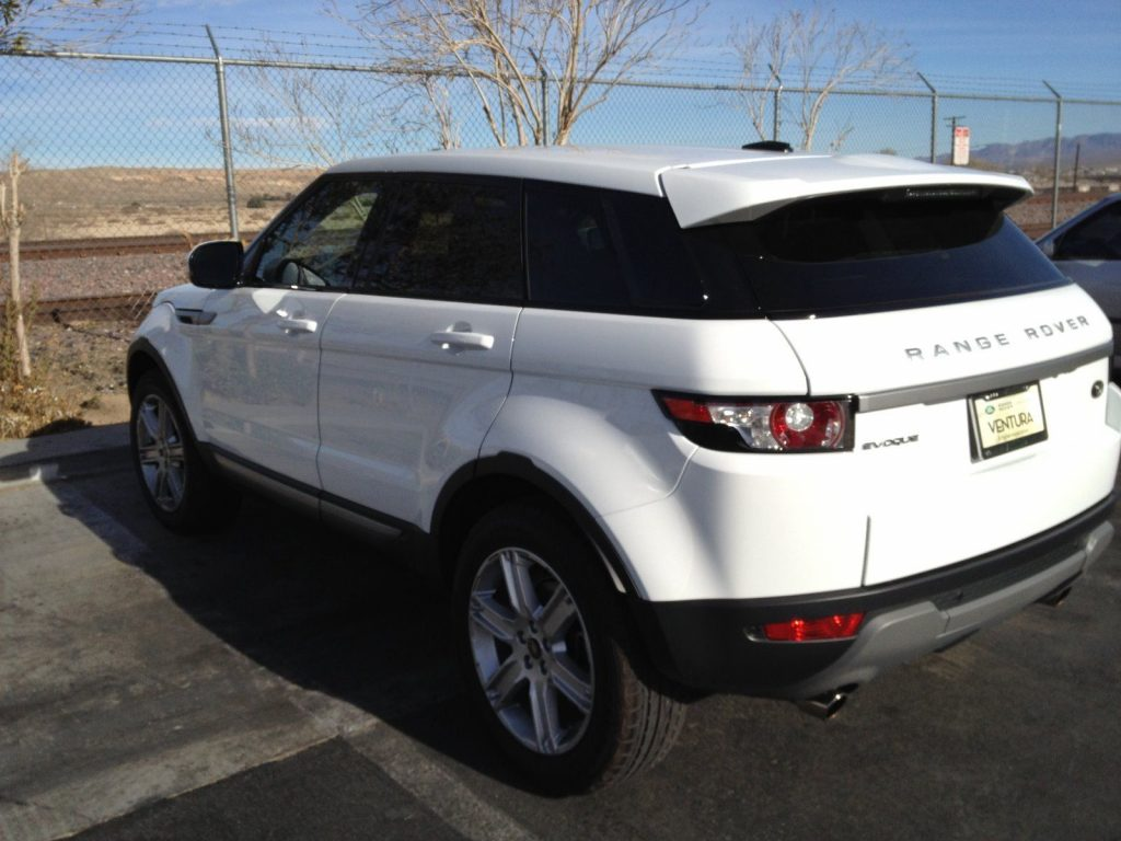 Loaded 2013 Land Rover Range Rover Offroad For Sale