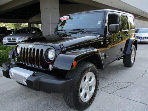 Low mileage 2014 Jeep Wrangler Unlimited Sahara offroad for sale
