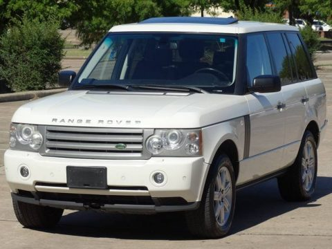 Non smoker 2008 Land Rover Range Rover offroad for sale