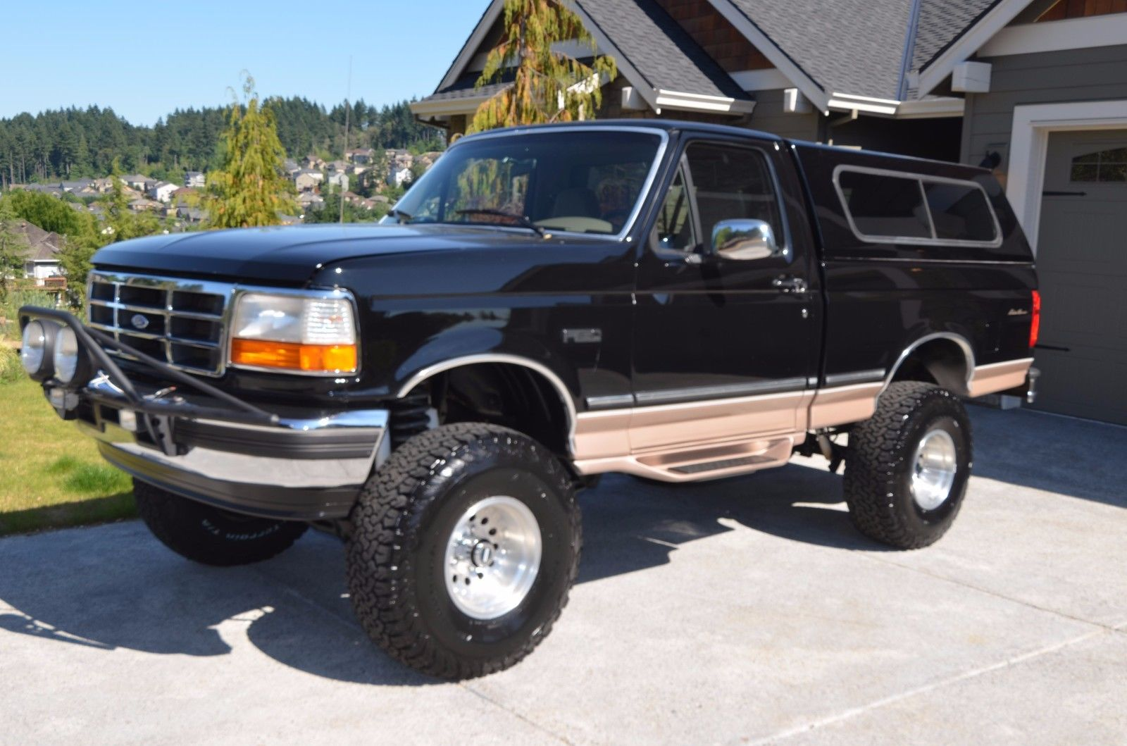 Rare 1996 Ford F 150 Eddie Bauer Standard Offroad For Sale