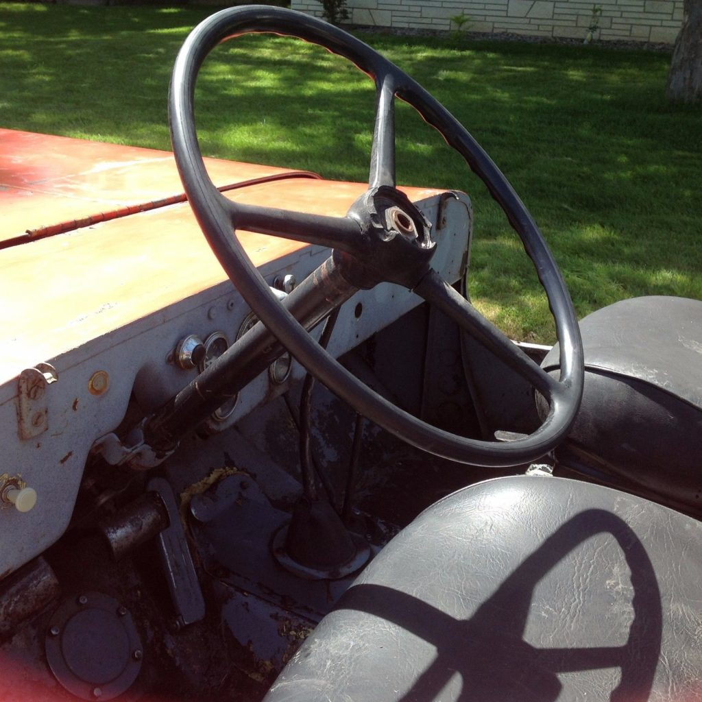 Runs Good 1948 Jeep Cj2a Offroad For Sale