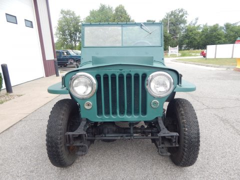 Small block V8 1947 Willys offroad for sale